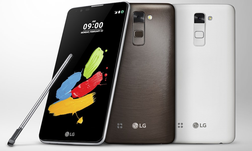 LG Stylus 2 Smartphone