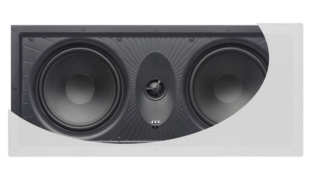 Atlantic Technology IW-110LCR In-Wall Speaker