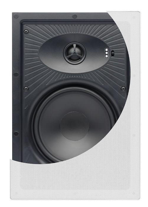 Atlantic Technology IW-105LCR In-Wall Speaker