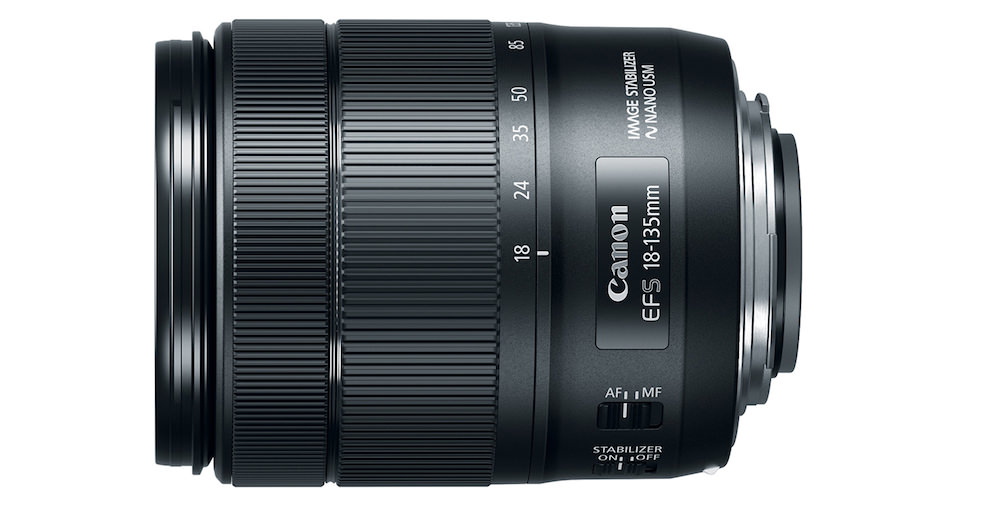Canon EF-S18-135mm f/3.5-5.6 IS USM Lens