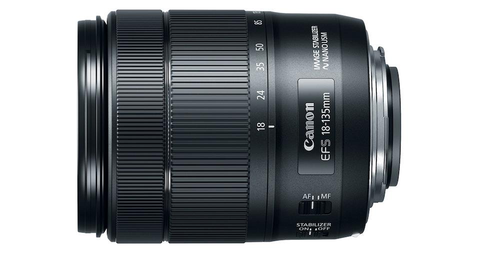 Canon EF-S18-135mm f/3.5-5.6 IS USM Lens