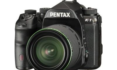 PENTAX K-1 DSLR