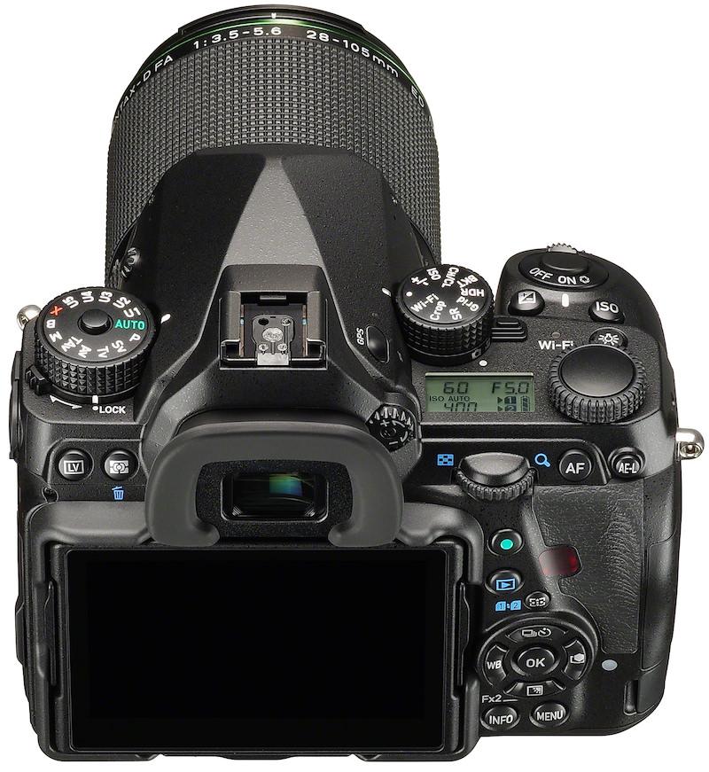 PENTAX K-1 Full-Frame DSLR Camera Announced - ecoustics.com