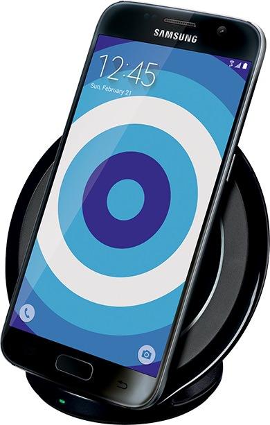 Samsung Galaxy S7 wireless charging