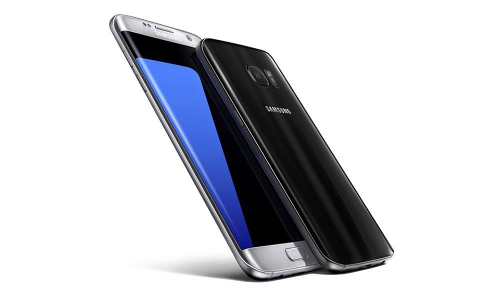 Samsung Galaxy S7 and S7 edge Smartphones