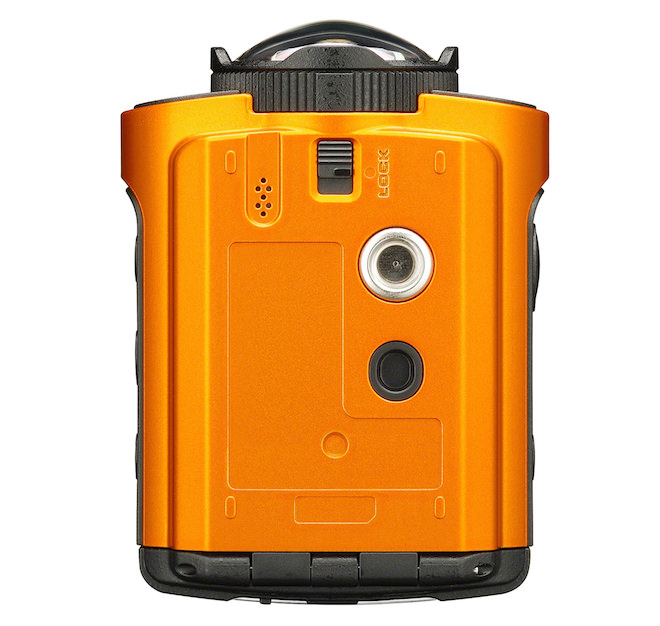 Ricoh WG-M2 bottom