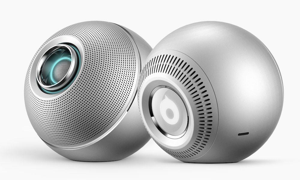 Crazybaby Luna wireless speaker