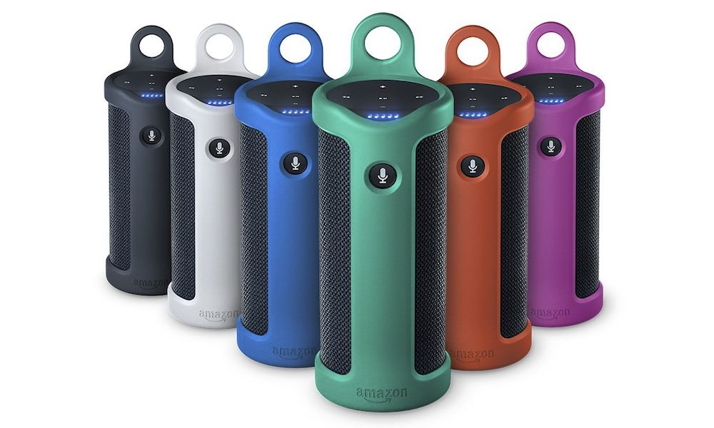 Amazon Echo Tap colors