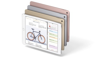 Apple 9.7-inch iPad Pro colors