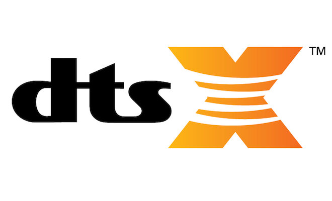 DTS-X logo