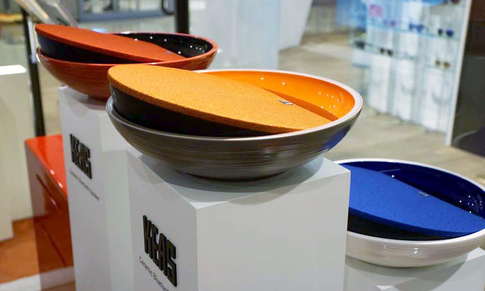 KEAS MOV1 Ceramic Bluetooth Speaker - Colors