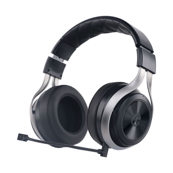 66a600e7fb7 LucidSound LS30 Wireless Gaming Headset Brings Style & Control ...