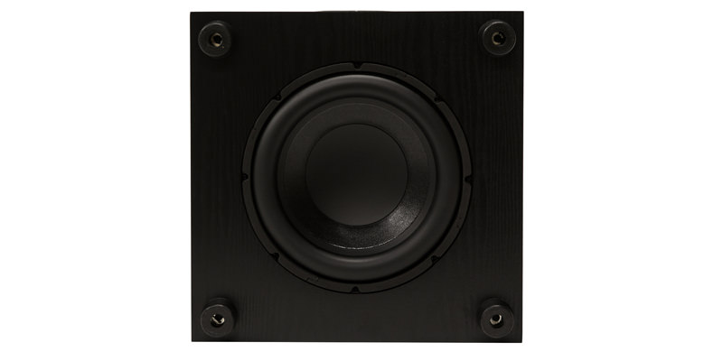 Pioneer SW-10 Subwoofer (bottom)