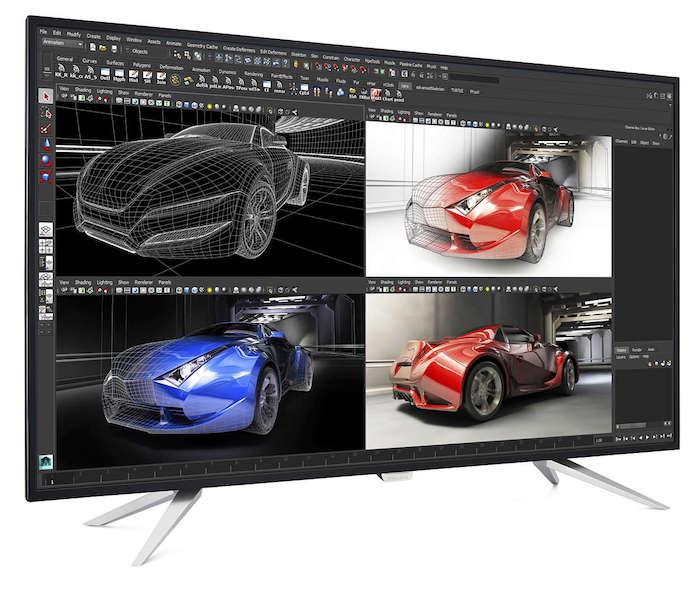 Philips BDM4350UC 4K Monitor