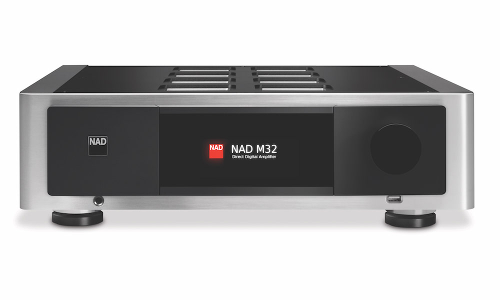 NAD M32 Direct Digital Amplifier