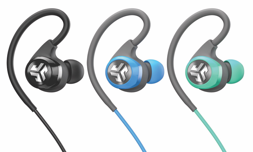 JLab Epic2 Bluetooth Wireless Sport Earbuds