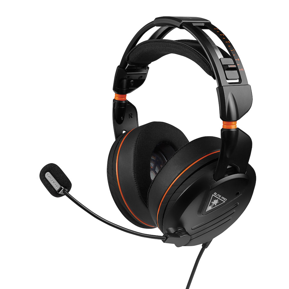 Turtle Beach Elite Pro Tournament Gaming Headset,