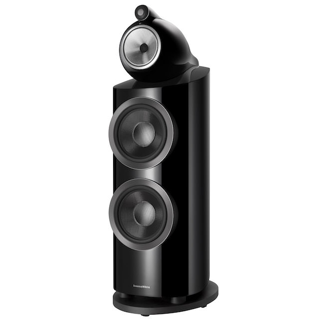 Bowers & Wilkins 800 D3 Loudspeaker - Black