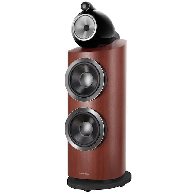 Bowers & Wilkins 800 D3 Loudspeaker - Rosenut