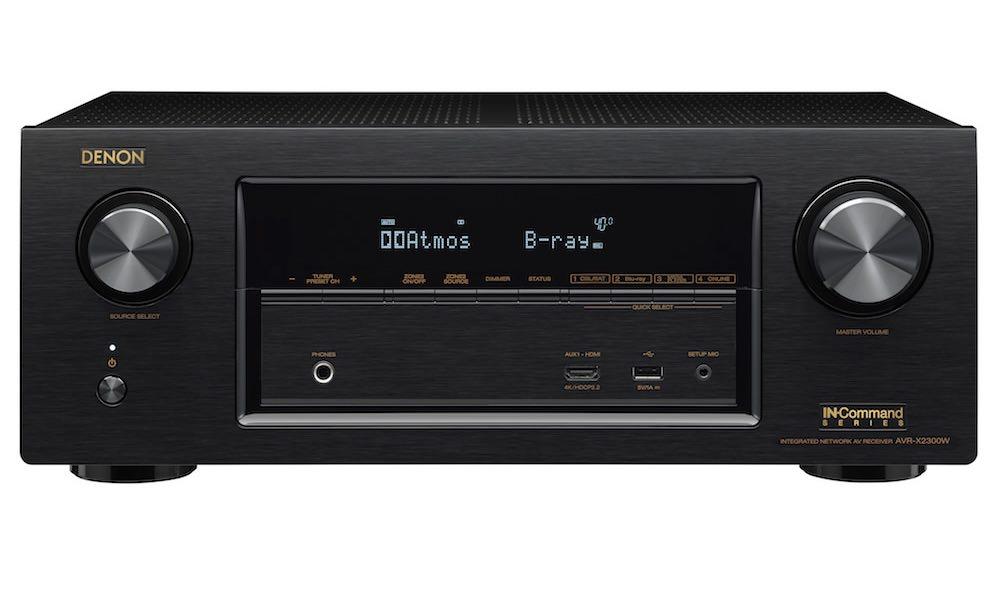 Denon AVR-X2300W A/V Receiver - Front