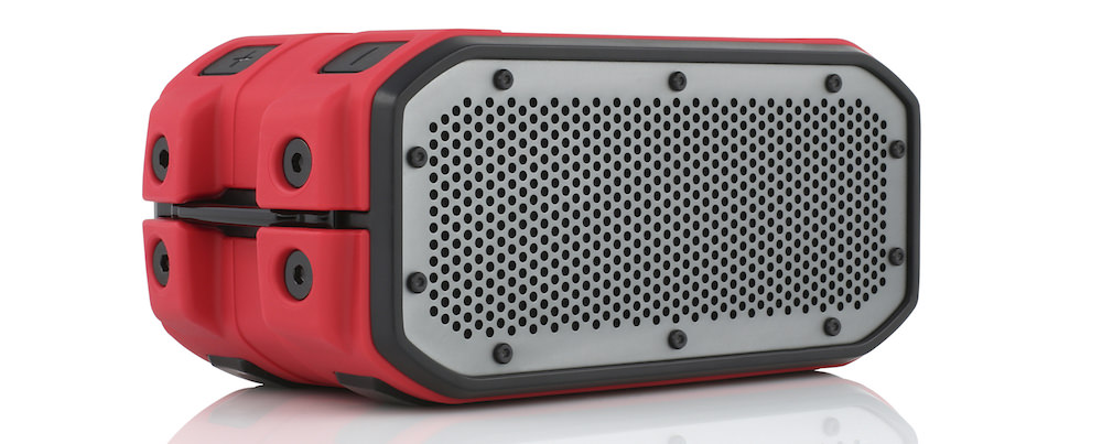 BRAVEN BRV-1M Bluetooth Speaker Red
