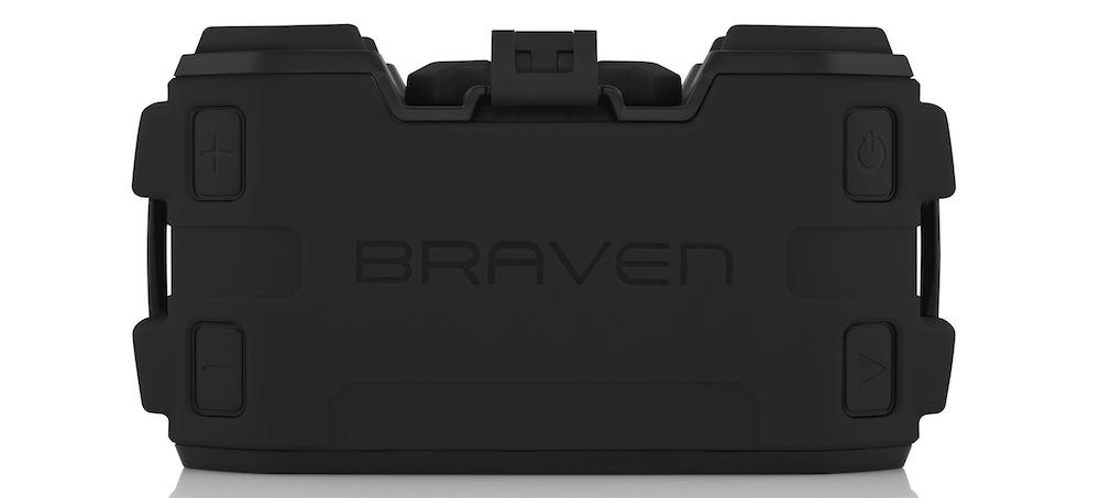 BRAVEN BRV-1M Bluetooth Speaker Black Top