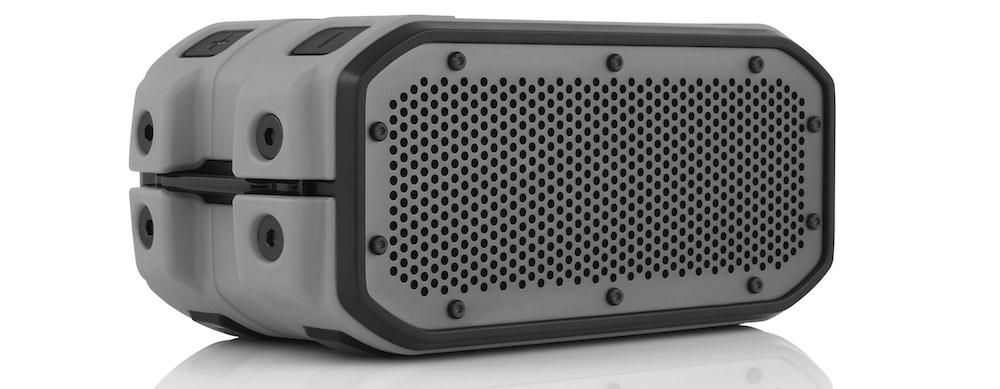 BRAVEN BRV-1M Bluetooth Speaker Gray