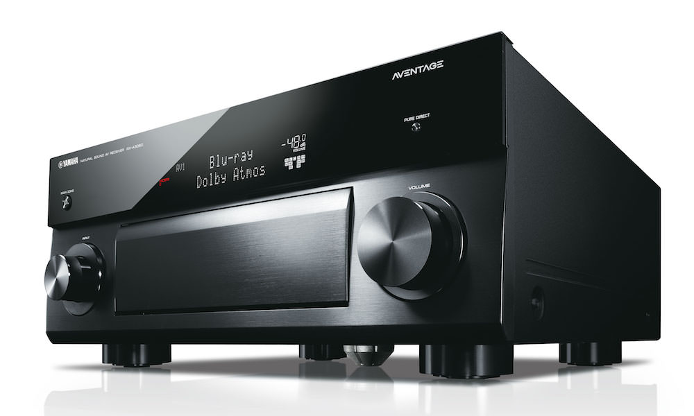 Yamaha AVENTAGE RX-A3060 network AV receiver
