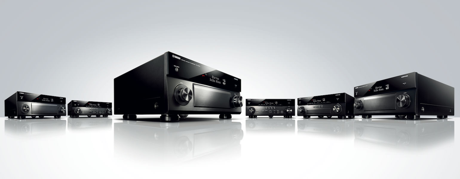 Yamaha VENTAGE RX-A 60 Series network AV receivers