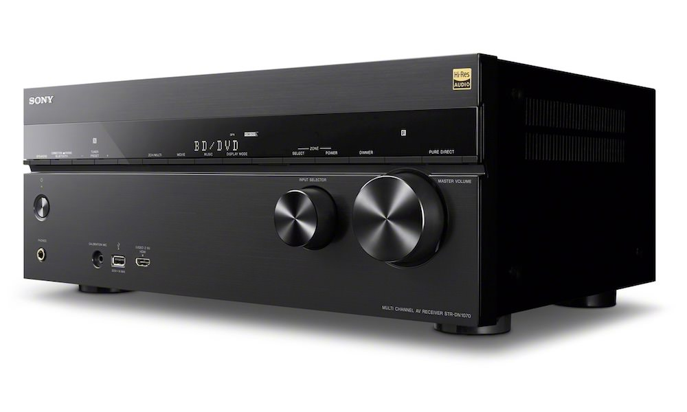 Sony STR-DN1070 A/V Receiver