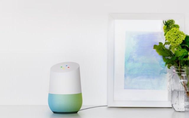 Google Home Color
