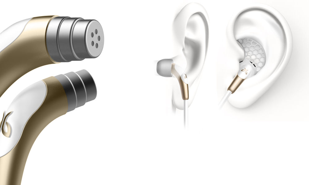 Jaybird Freedom Wireless Bluetooth Buds in-ear fit
