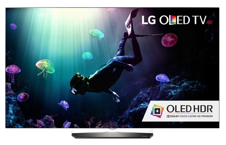 2016 LG OLED HDR TV