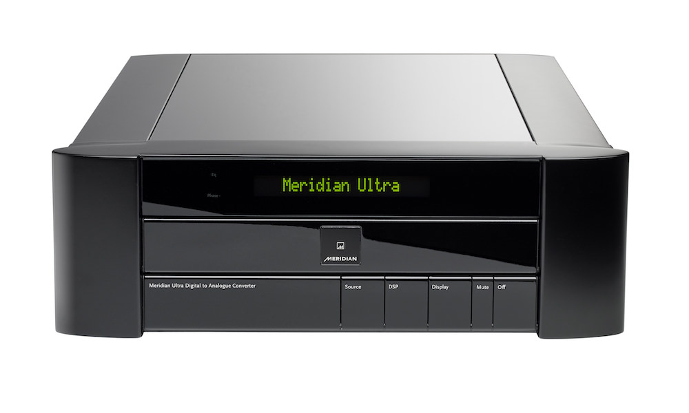 Meridian Ultra DAC - front