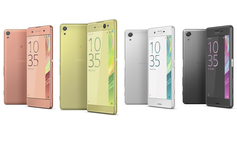 Sony Xperia X Series Smartphones Pre Orders Start