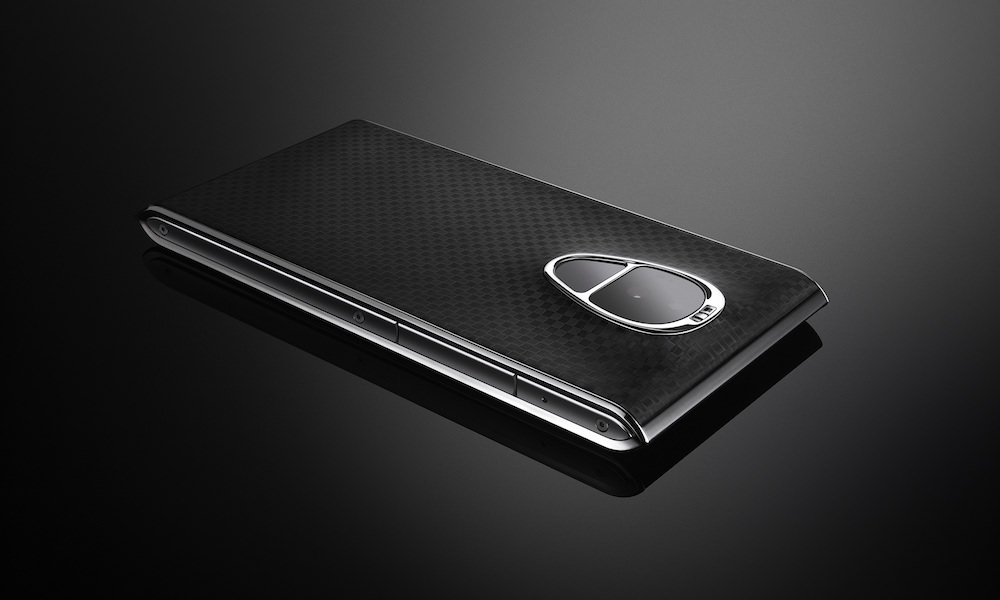 SOLARIN Smartphone - Back