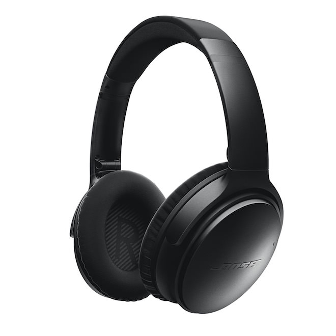 Bose QuietComfort 35 Wireless Headphones Black