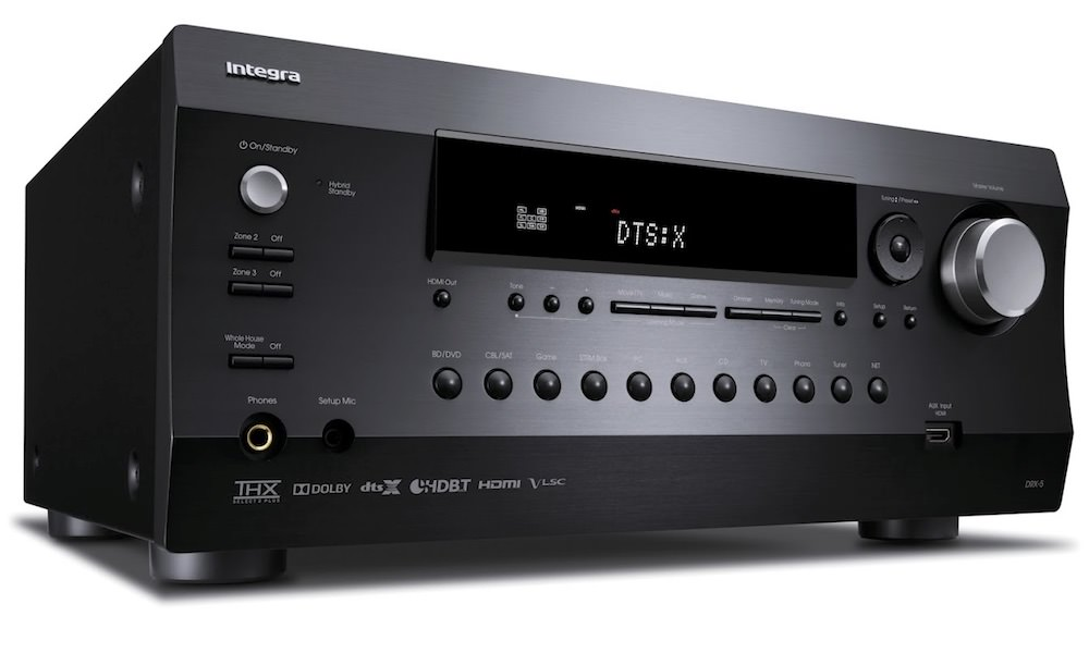 Integra DRX-5 Network A/V Receiver