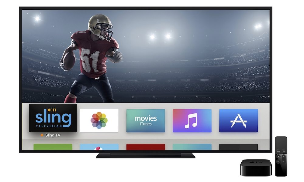 Sling TV on Apple
