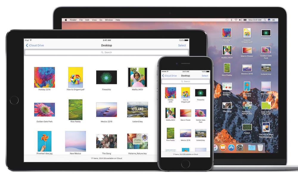Apple iPhone, iPad and Mac 2016