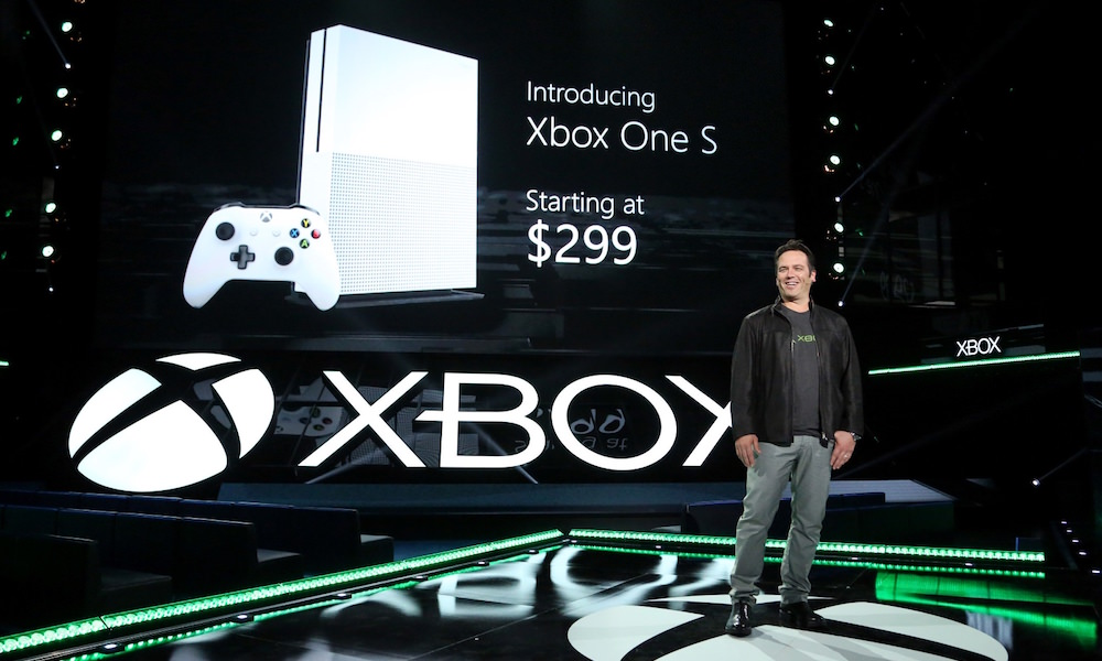 Xbox One S Introduction at E3 2016