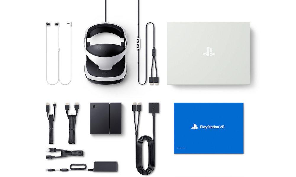 Sony PlayStation VR Kit