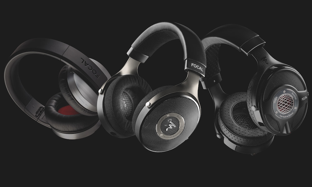 Focal Listen, Elear and Utopia Headphones