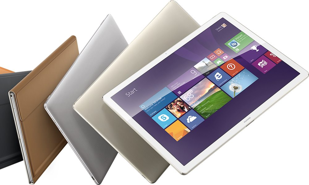 Huawei MateBook Cases and Colors