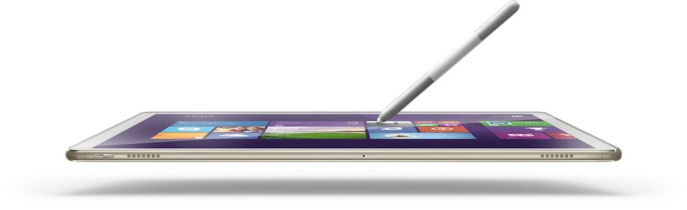 Huawei MateBook and MatePen