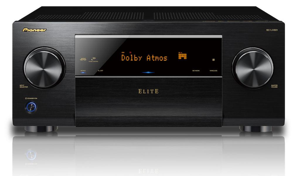 Pioneer Elite SC-LX501 A/V Receiver