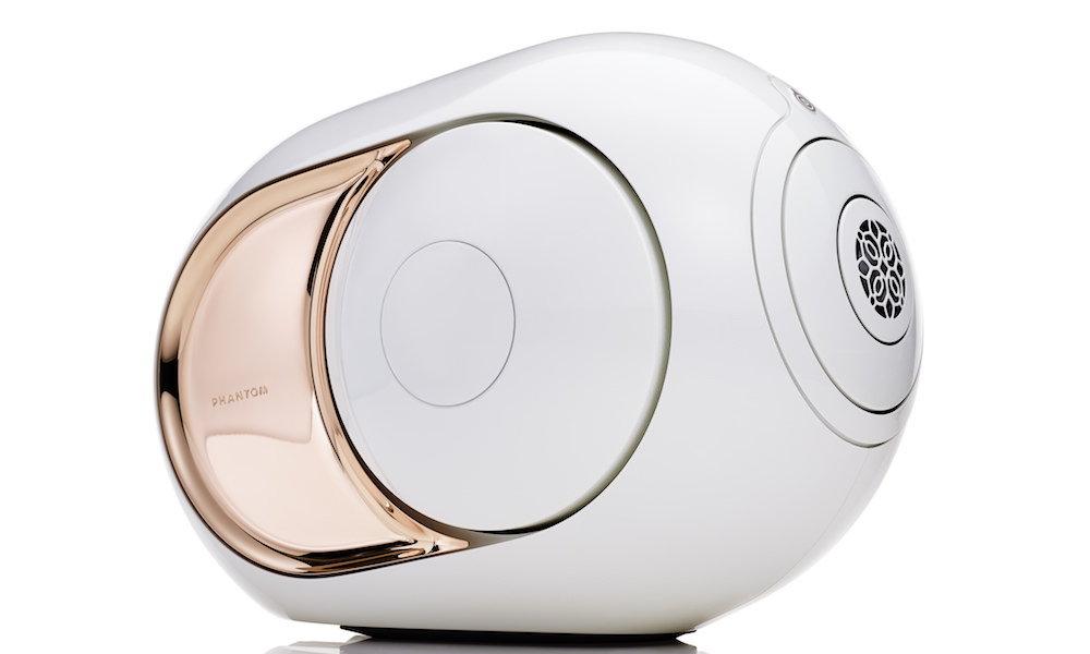 Devialet Gold Phantom Middle View
