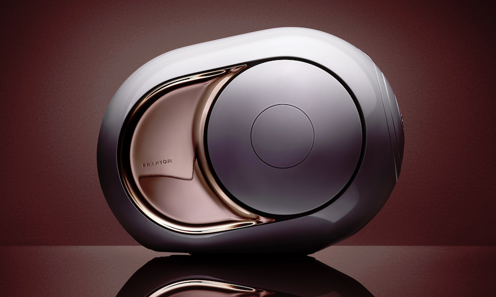 Devialet Rose Gold Phantom