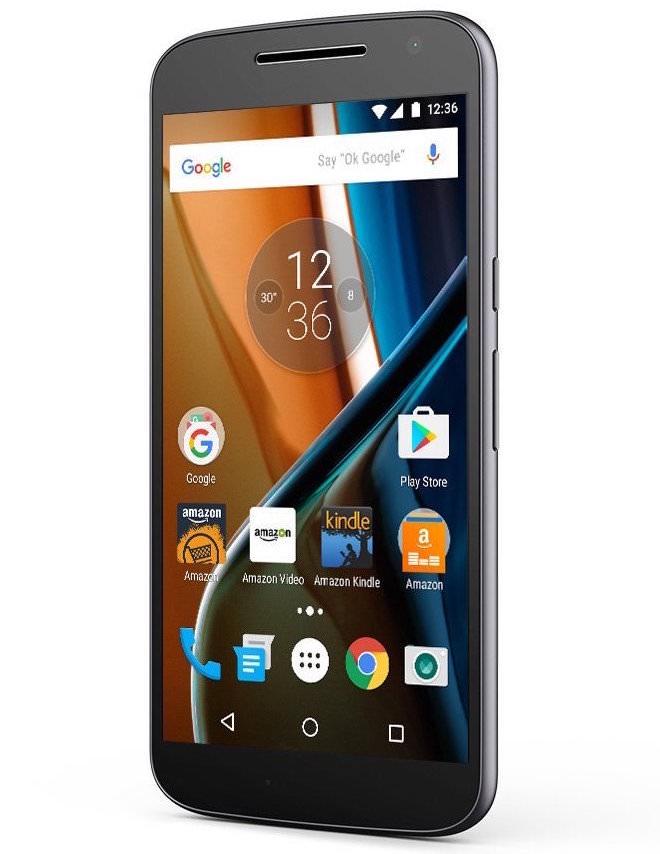 MOTO G 4th Generation Smartphone