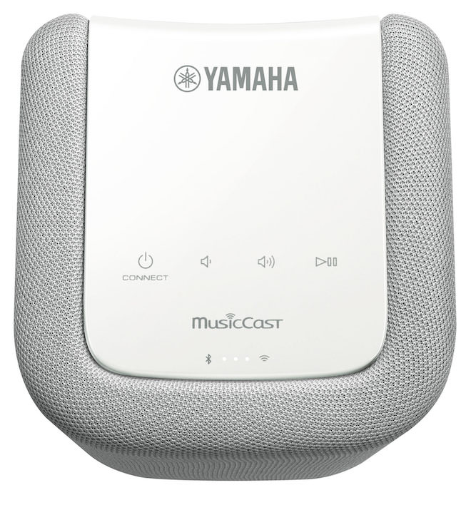 Yamaha WX-010 white top view